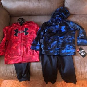 18 months under armour outfits